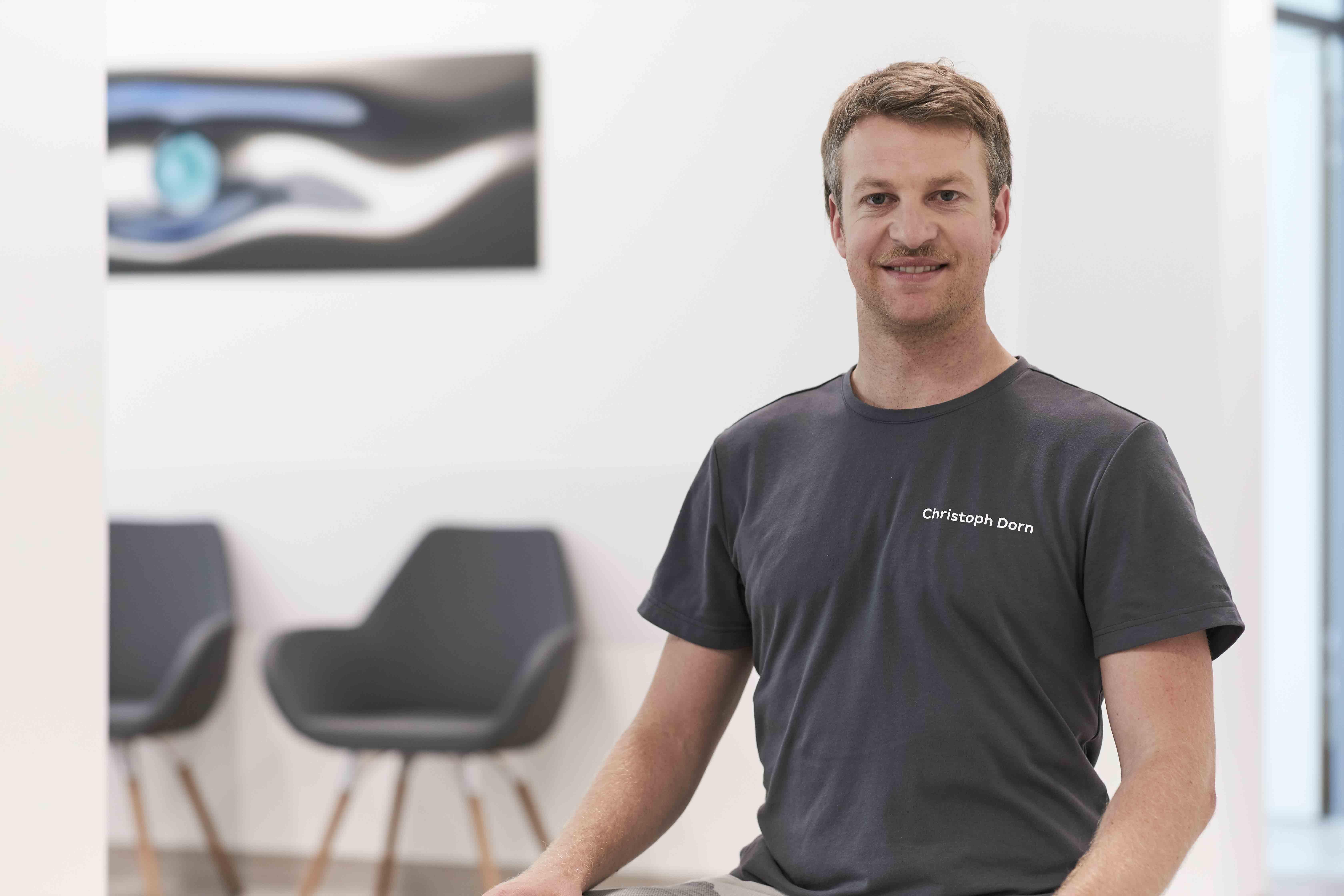 Christoph Dorn - Inhaber Physiotherapie Praxis RHOEN REHAB