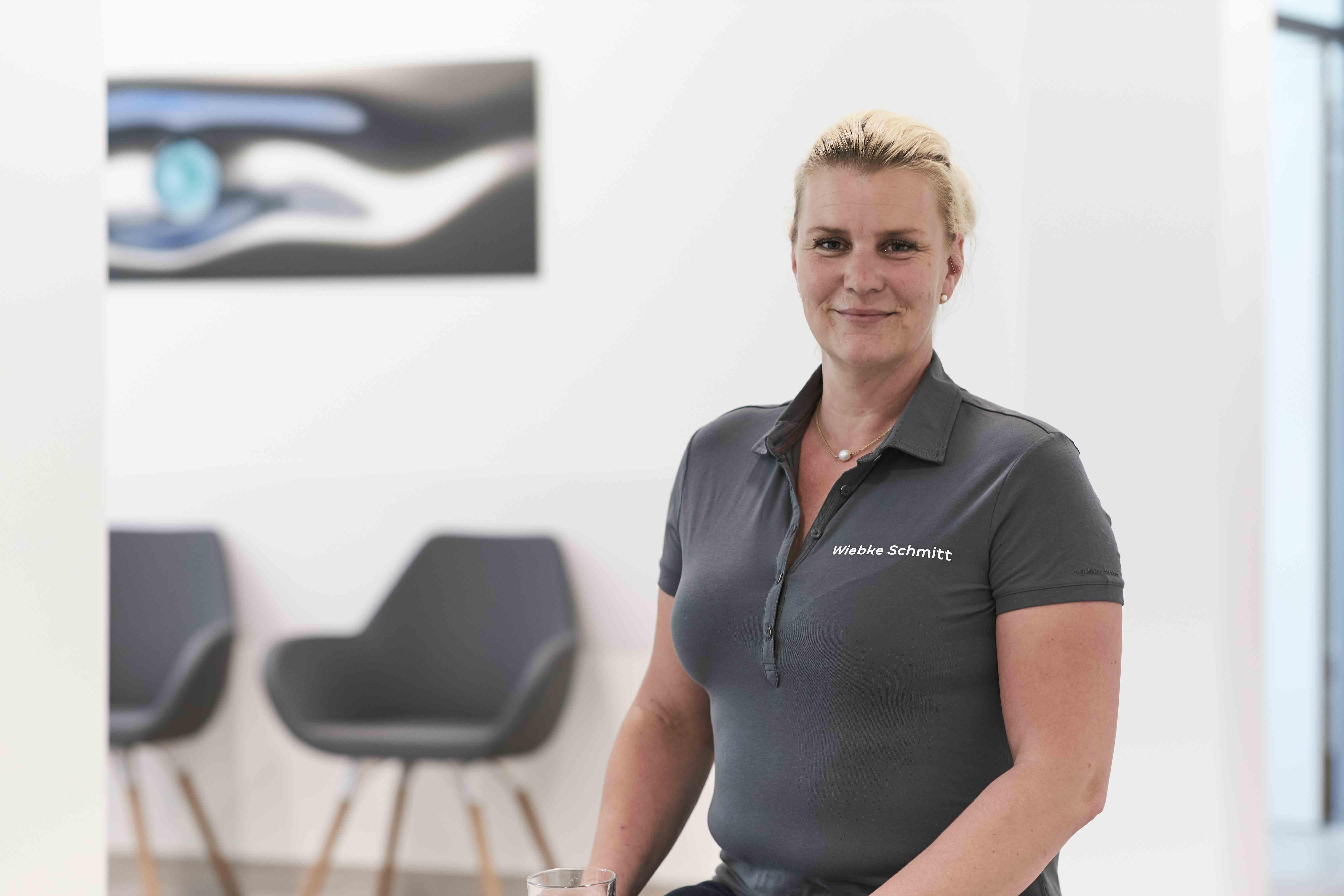Wiebke Schmitt - Inhaber Physiotherapie Praxis RHOEN REHAB