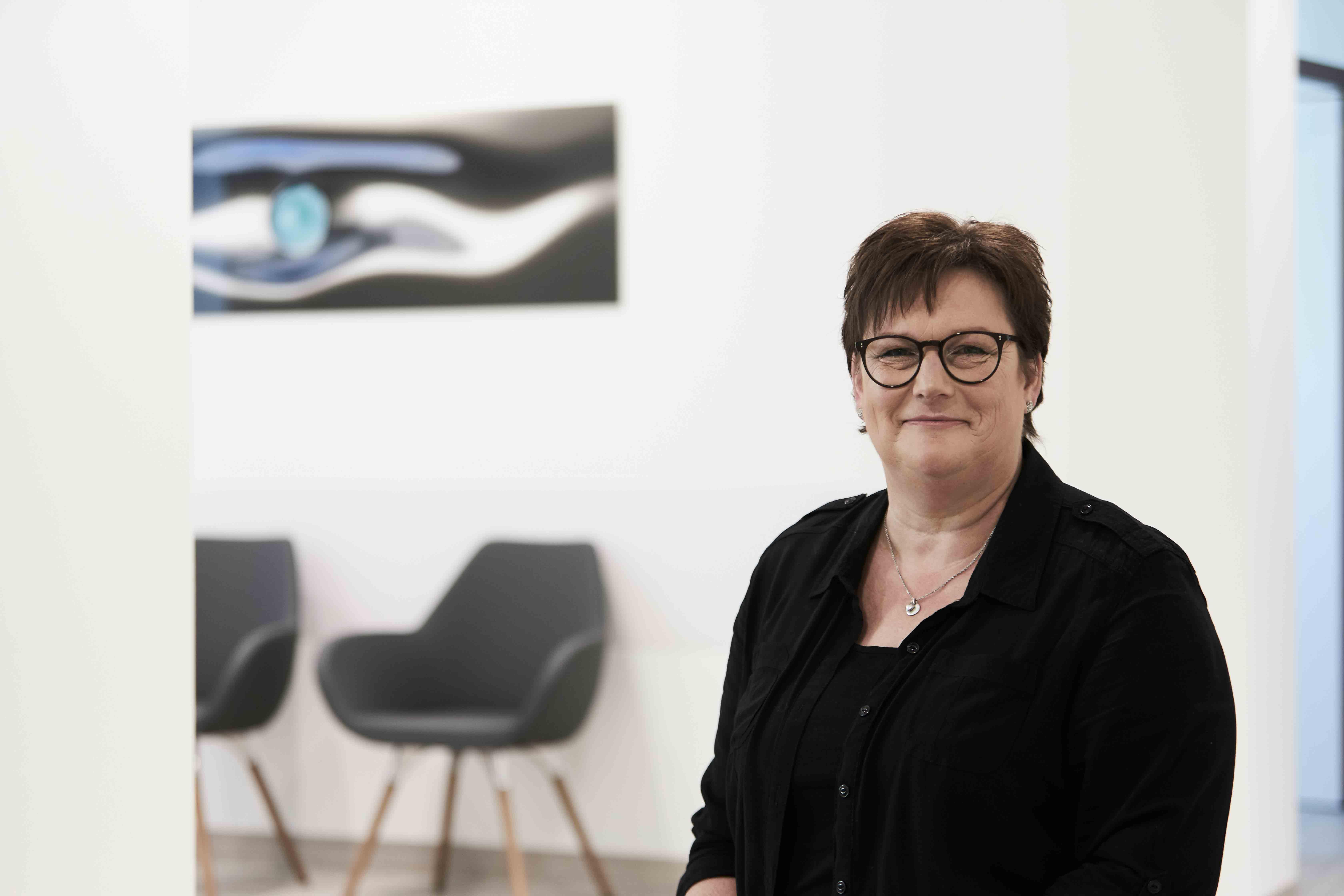 Simone Schlereth - Anmeldung RHOEN REHAB